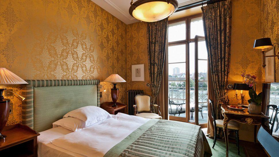 Hotel Les Trois Rois Deluxe Junior Rooms