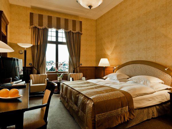 Hotel Les Trois Rois Double Rooms Art Deco