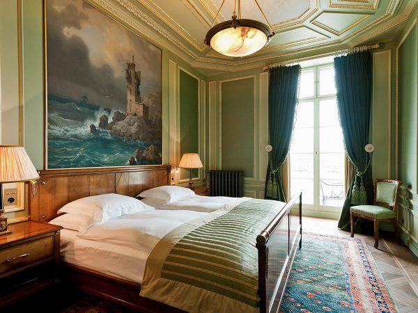 Hotel Les Trois Rois Napoleon Suite