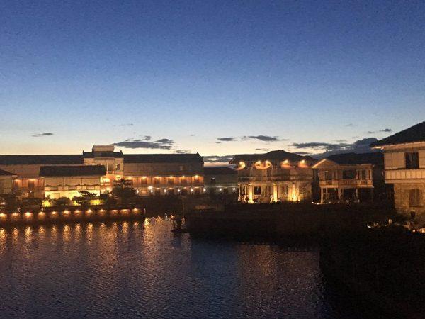 Hotel Les Trois Rois Night