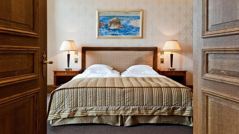 Hotel Les Trois Rois Suites
