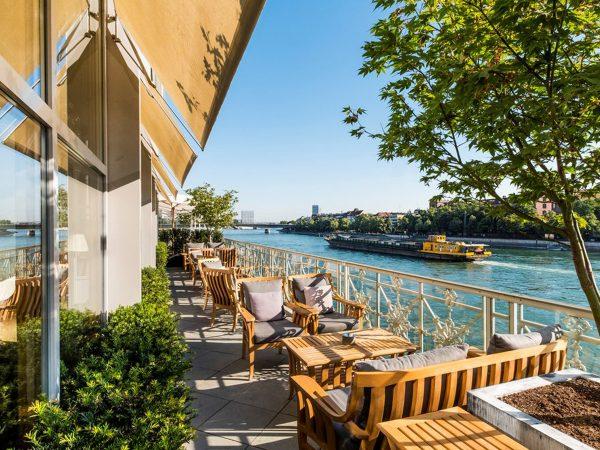Hotel Les Trois Rois View