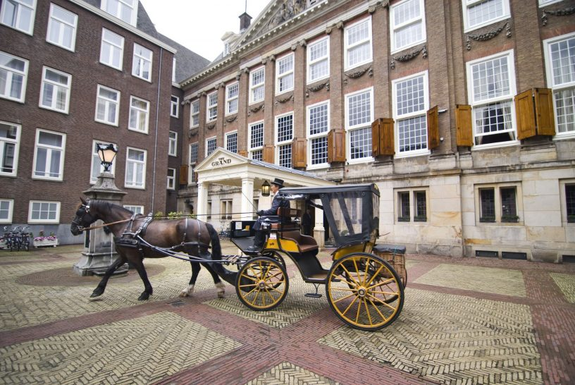 Hotel Sofitel Legend the Grand Amsterdam Horse Carriage Experience