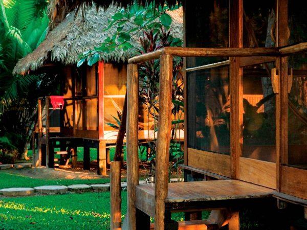 Inkaterra Reserva Amazonica Balcony
