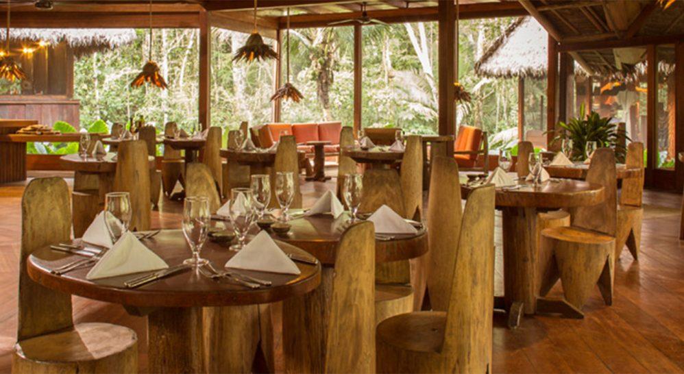 Inkaterra Reserva Amazonica Comedor Two