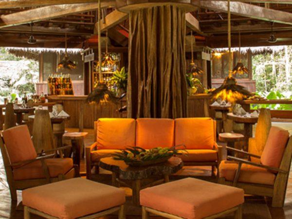 Inkaterra Reserva Amazonica Dining Restaurant