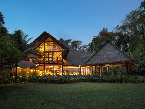 Inkaterra Reserva Amazonica Hotel View
