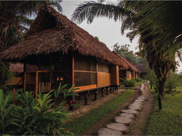 Inkaterra Reserva Amazonica Lobby Area