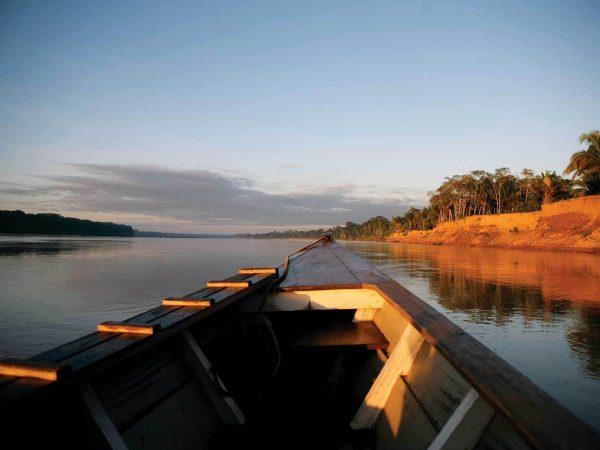 Inkaterra Reserva Amazonica.Lack View