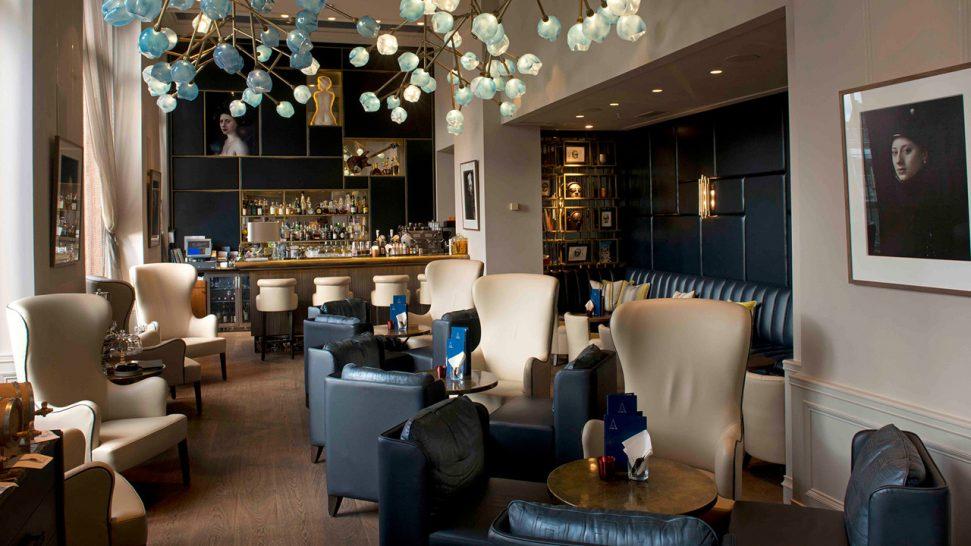 InterContinental Amstel Amsterdam A Bar