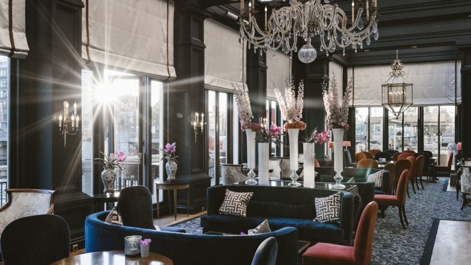 InterContinental Amstel Amsterdam Amstel Lounge