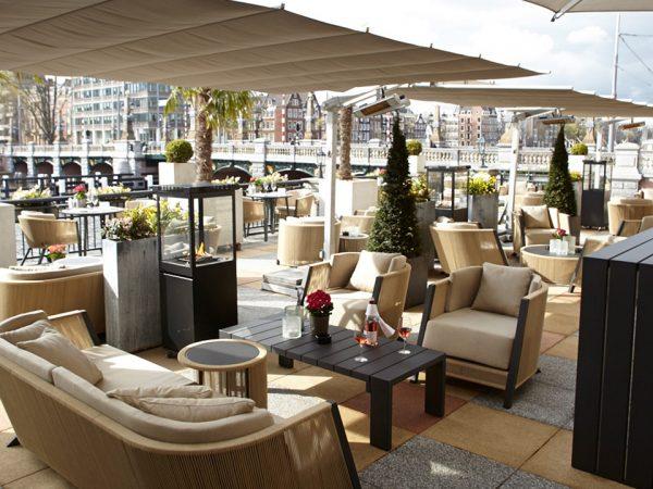 InterContinental Amstel Amsterdam Amstel Terraces