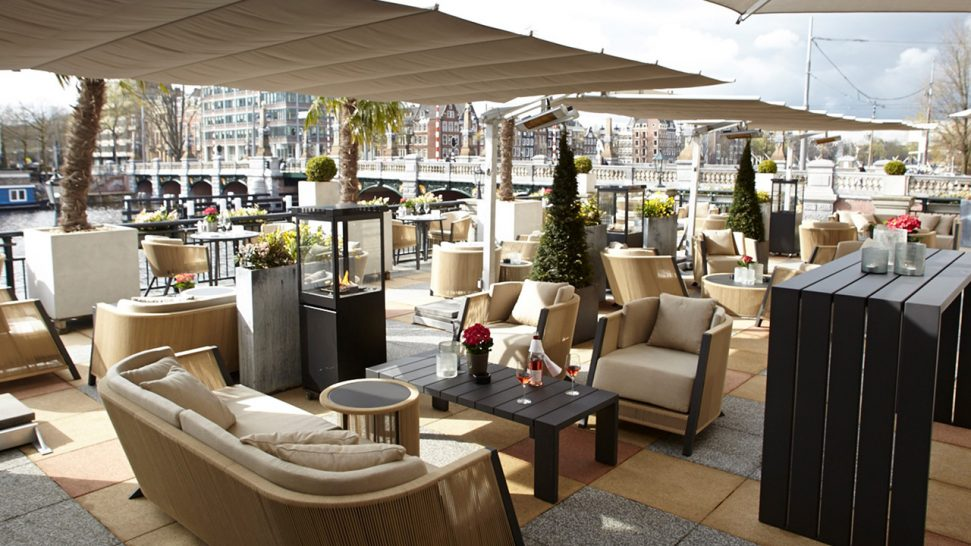 InterContinental Amstel Amsterdam Amstel Terraces