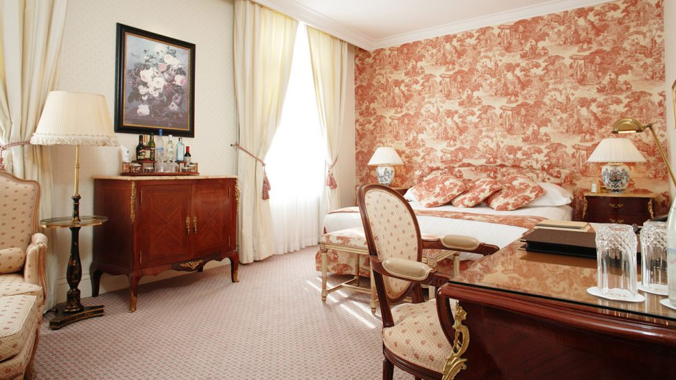 InterContinental Amstel Amsterdam Executive Room