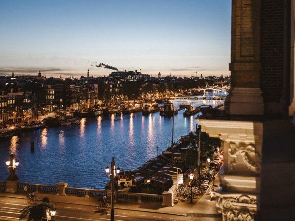 InterContinental Amstel Amsterdam Hotel View