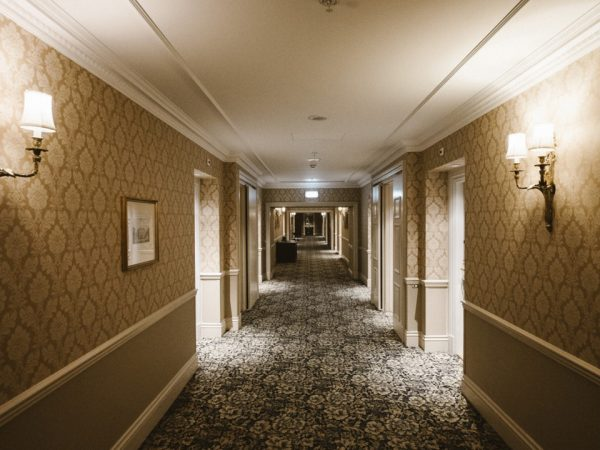 InterContinental Amstel Amsterdam Hotel Hallways
