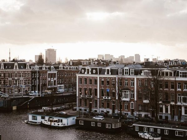 InterContinental Amstel Amsterdam Outside View