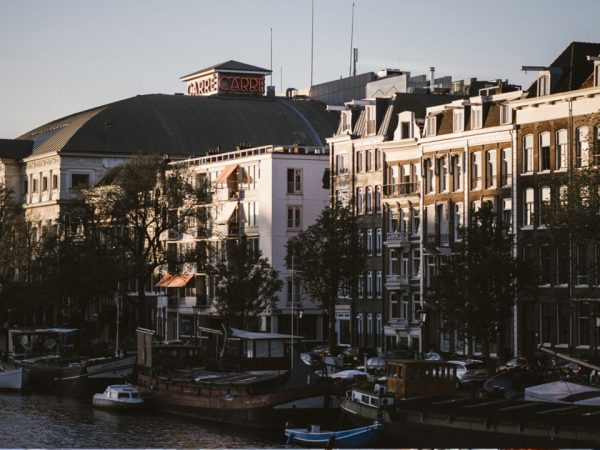 InterContinental Amstel Amsterdam View