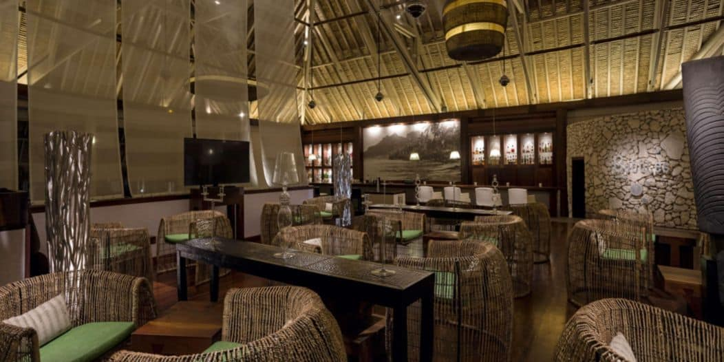 InterContinental Bora Bora Resort And Thalasso Spa Bubbles Bar