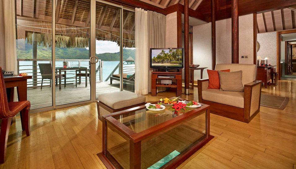 InterContinental Bora Bora Resort And Thalasso Spa Diamond Otemanu Overwater Villa