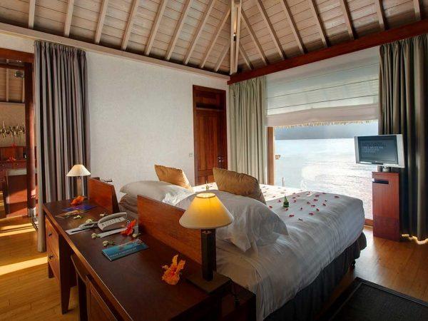 InterContinental Bora Bora Resort And Thalasso Spa Diamond Overwater Villa