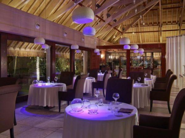 InterContinental Bora Bora Resort And Thalasso Spa Le Corail Restaurant