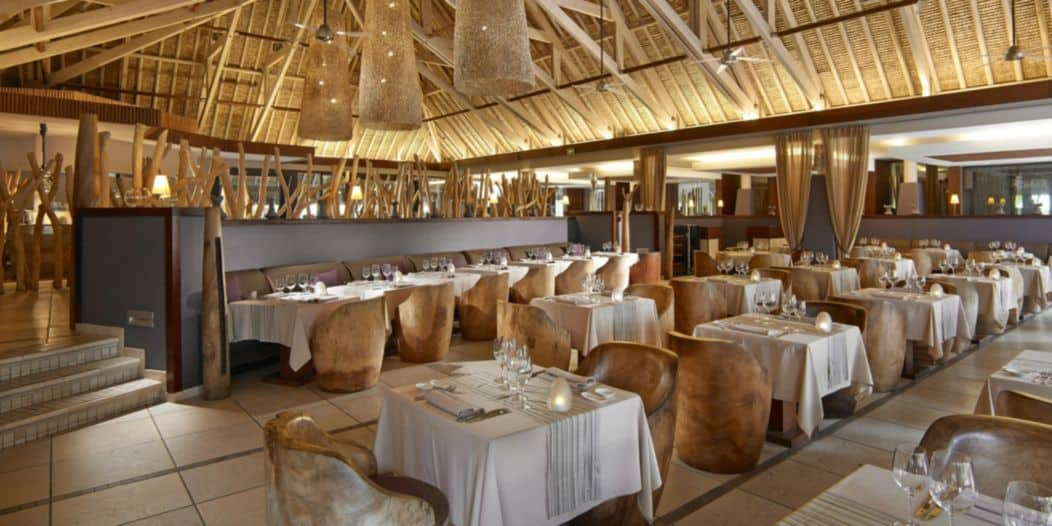 InterContinental Bora Bora Resort And Thalasso Spa Reef Restaurant