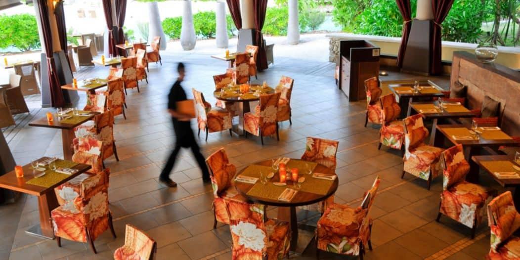 InterContinental Bora Bora Resort And Thalasso Spa Sands Restaurant
