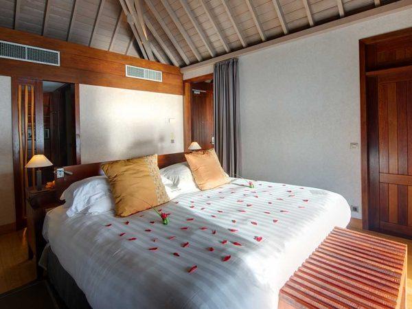 InterContinental Bora Bora Resort And Thalasso Spa Sapphire Overwater Villa