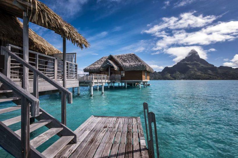 InterContinental Bora Bora Resort Thalasso Spa Area