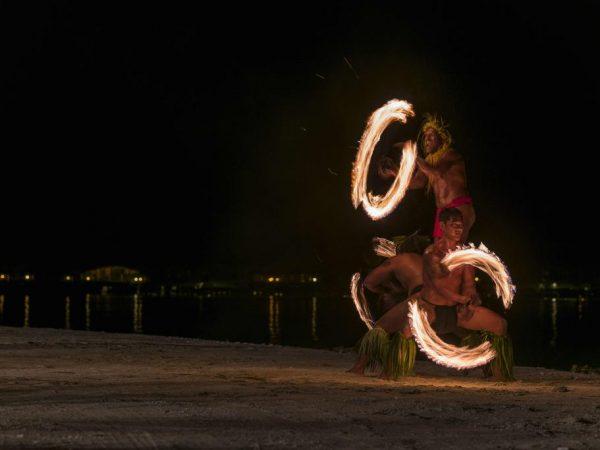 InterContinental Bora Bora Resort Thalasso Spa Event