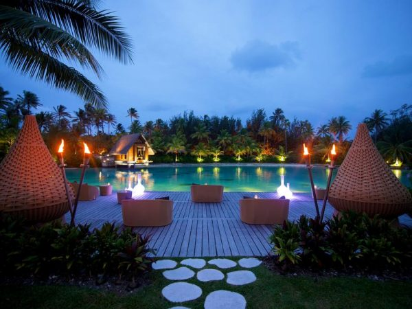 InterContinental Bora Bora Resort & Thalasso Spa Garden