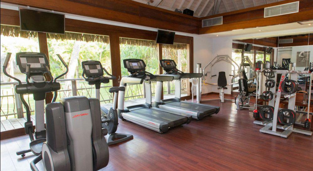 InterContinental Bora Bora Resort Thalasso Spa Gym