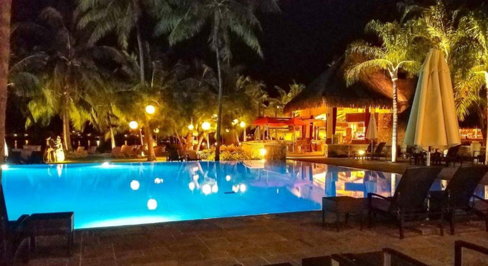 InterContinental Bora Bora Resort Thalasso Spa Pool