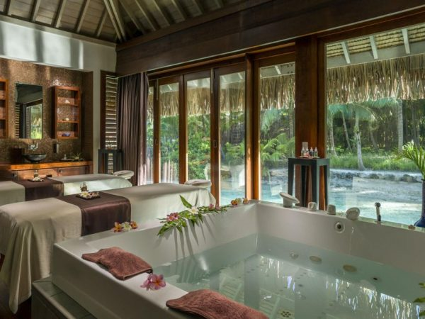 InterContinental Bora Bora Resort Thalasso Spa Spa