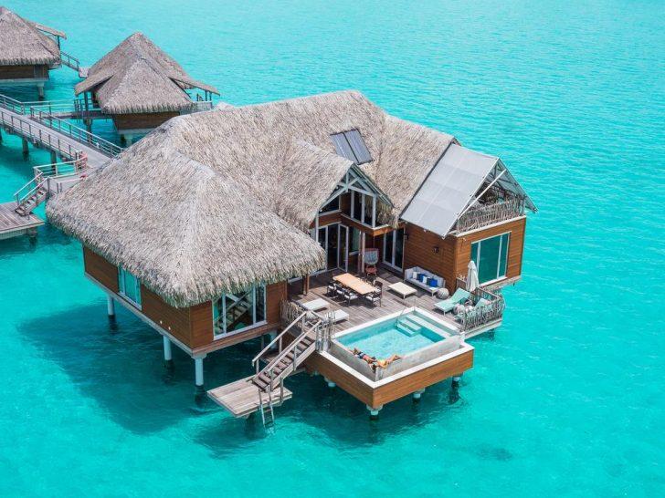 InterContinental Bora Bora Resort Thalasso Spa Top
