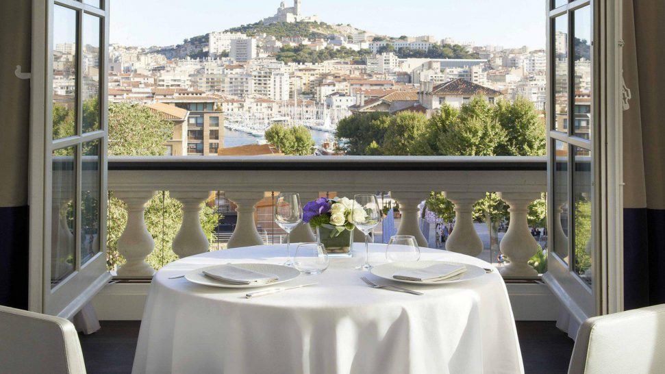 InterContinental Marseille Hotel Dieu Alcyone