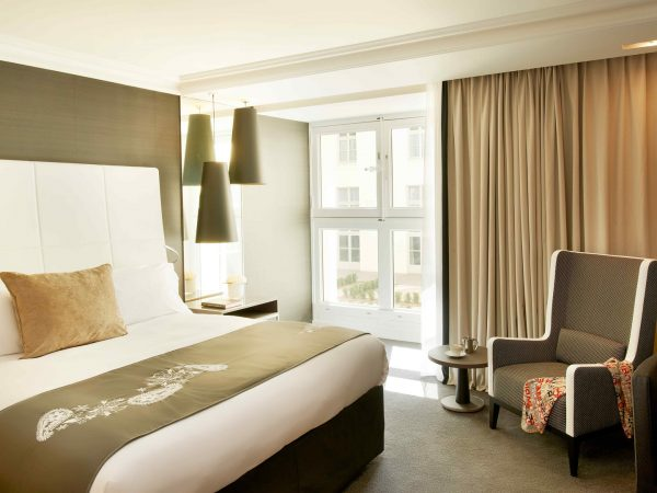 InterContinental Marseille Hotel Dieu Deluxe Room
