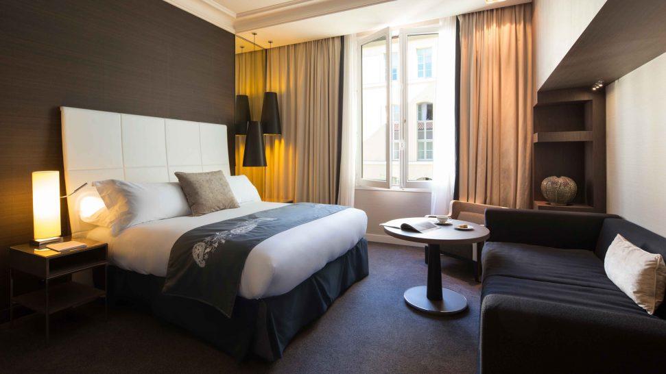 InterContinental Marseille Hotel Dieu Executive Room