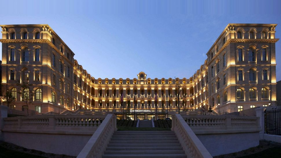 InterContinental Marseille Hotel Dieu Exterior