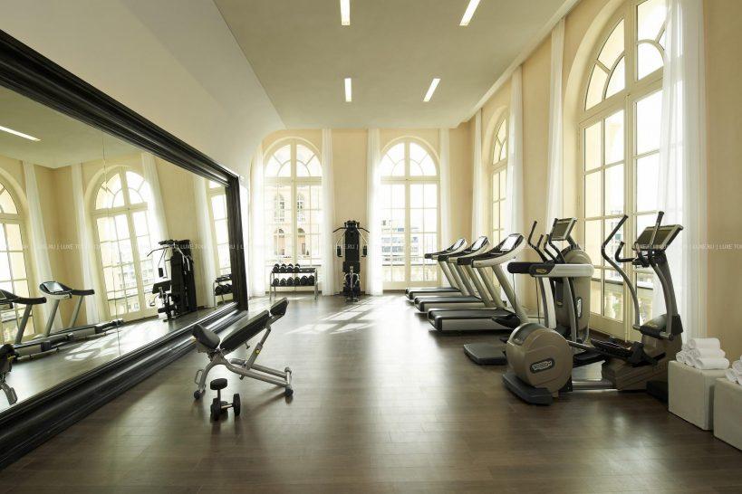 InterContinental Marseille Hotel Dieu Gym