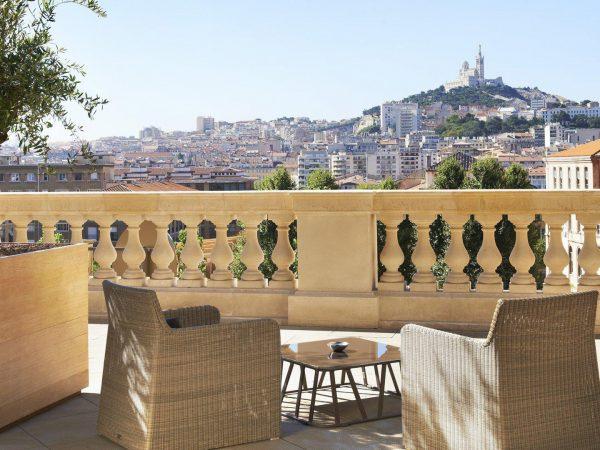 InterContinental Marseille Hotel Dieu Hotel View
