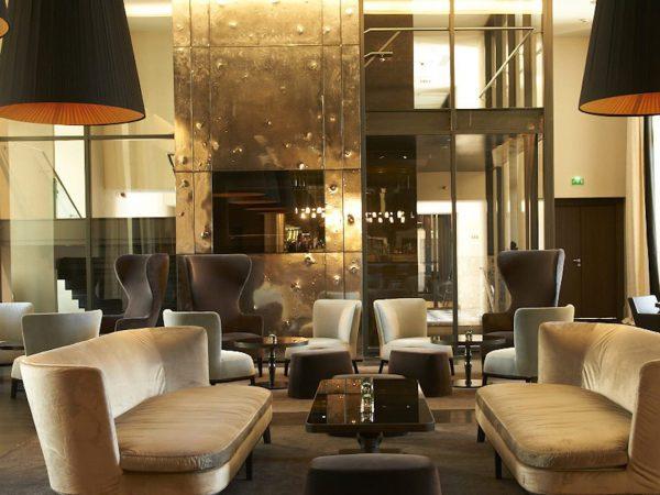 InterContinental Marseille Hotel Dieu Interior