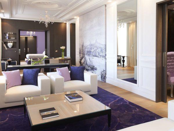 InterContinental Marseille Hotel Dieu Presidential Suite