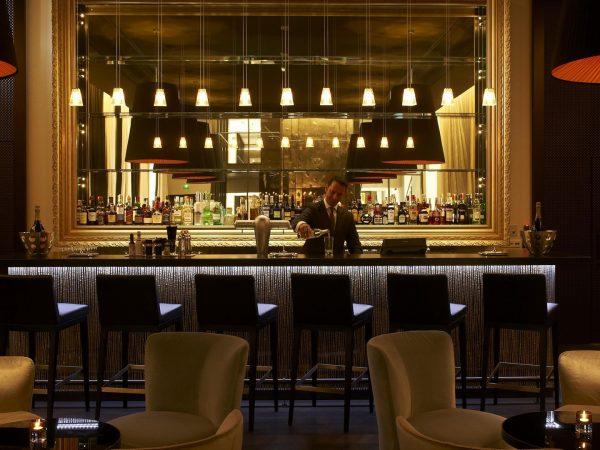InterContinental Marseille Hotel Dieu The Capian Bar