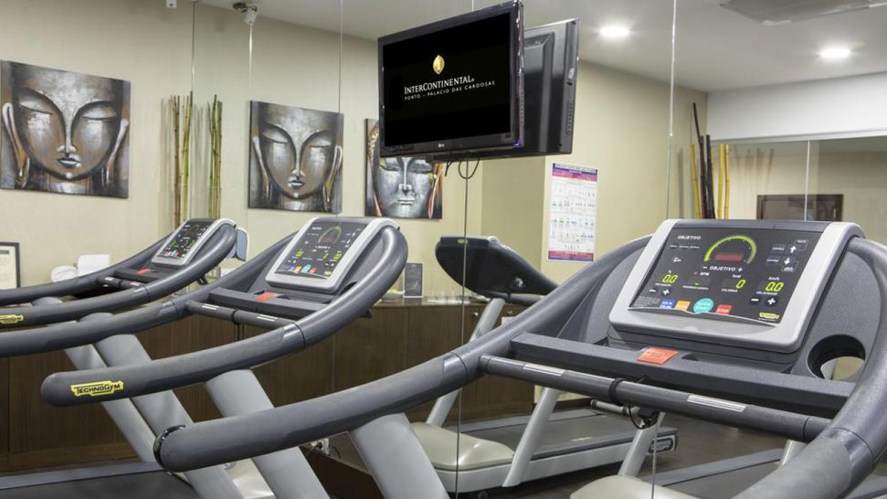 InterContinental Porto Palacio das Cardosas Gym