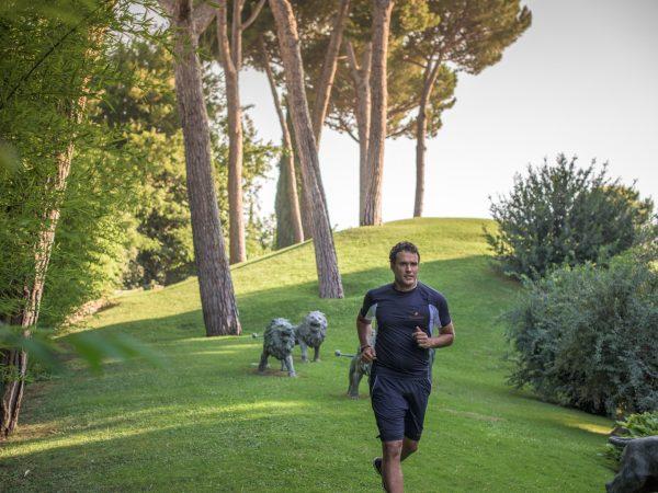 Rome Cavalieri, A Waldorf Astoria Resort Jogging