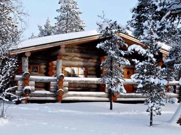 Kakslauttanen Arctic Resort Exterior