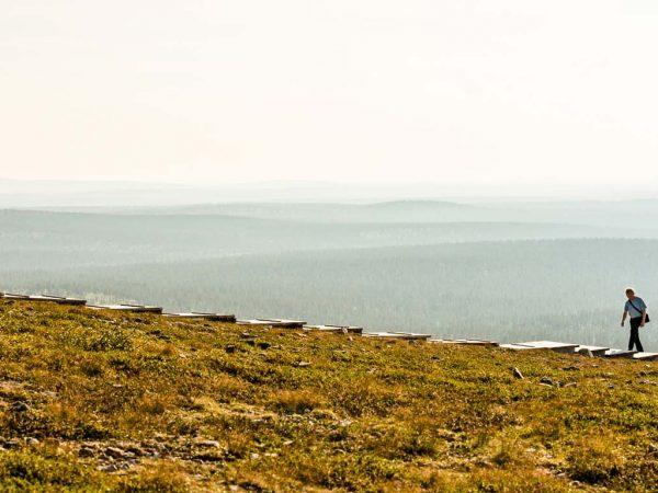 Kakslauttanen Arctic Resort Hiking