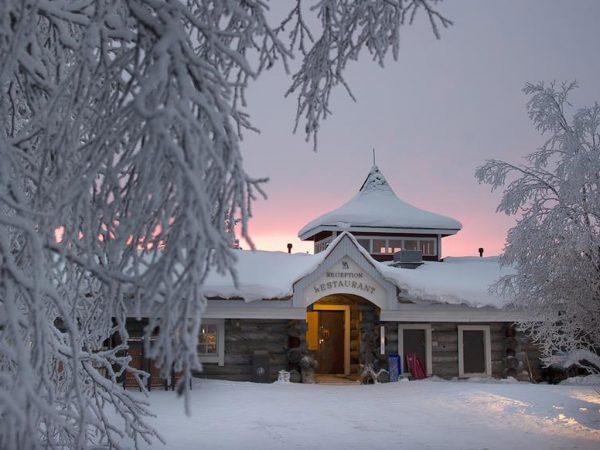 Kakslauttanen Arctic Resort Hotel